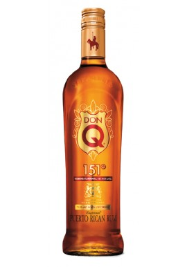 RON DON Q 151ª 70 cl. 76%