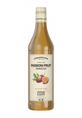 SIROPE DE PASSION FRUIT ODK