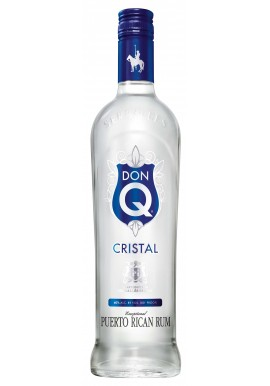 RON DON Q CRISTAL 70 cl. 40% con tapon irrellenable
